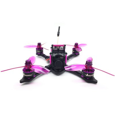 HGLRC XJB - 145 145mm Micro FPV Racing Drone - PNP high quality dys thor 2408 2200kv 2500kv 3 6s brushless motor for fpv racing drone multicopter quadcopter diy spare parts