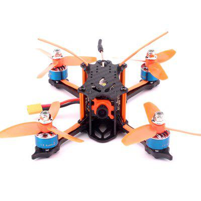 Space Wolf DT140 Brushless FPV Racing Drone