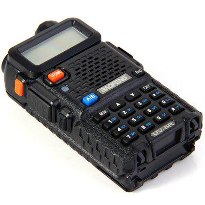 BAOFENG UV-5R UHF / VHF Walkie Talkie - Black