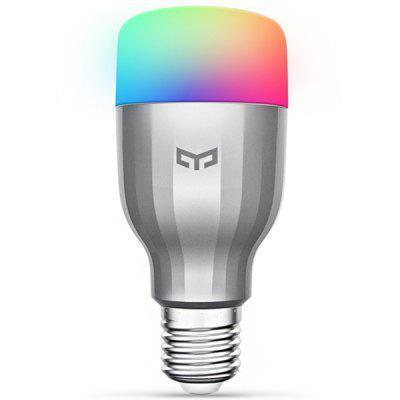Yeelight YLDP02YL AC220V RGBW E27 Smart LED Bulb