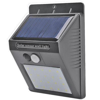 LED Bulbs Solar Sensor Light