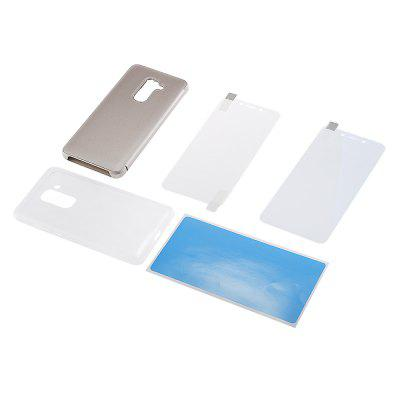Letv 2 / 2 Pro Screen Film Back Cover Flip Case Set