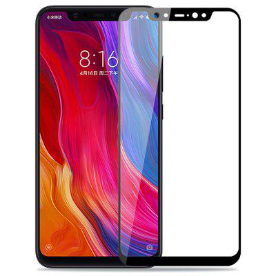 Luanke Tempered Glass Screen Protector for Xiaomi Mi 8 2PCS