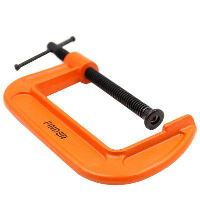 Finder Heavy-duty Thick G-shaped Tool Holder 2017 new valuable deli 0385 office stationary heavy duty thick stapler 65