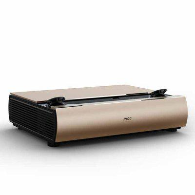 gearbest.com - JMGO SA Ultra Short Throw 2500 ANSI Lumens Laser Projector – Deep Brown