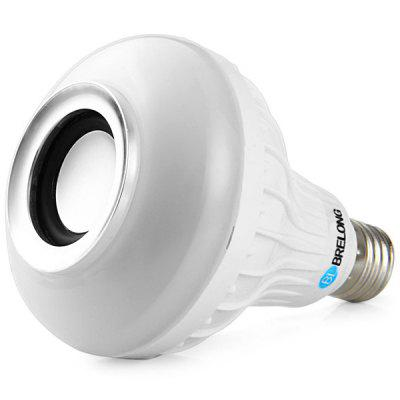 BRELONG E27 12W Bluetooth Music Bulb
