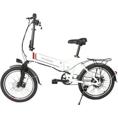 Samebike 20LVXD30 Smart Folding Moped Electric Cykel E-cykel
