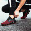 Outdoor Breathable Anti-slip Shock-absorbing Sports Shoes - CRANBERRY
