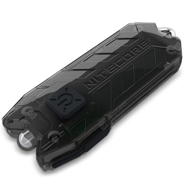 Nitecore TUBE LED Keychain Light - Black