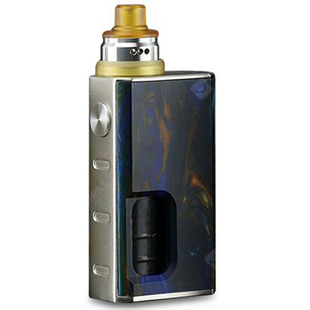 WISMEC LUXOTIC BF BOX Mod Kit with Tobhino RDA - BLACK