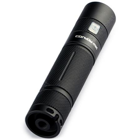 Convoy S9 CREE XML2 LED Flashlight Micro USB 4 Modes