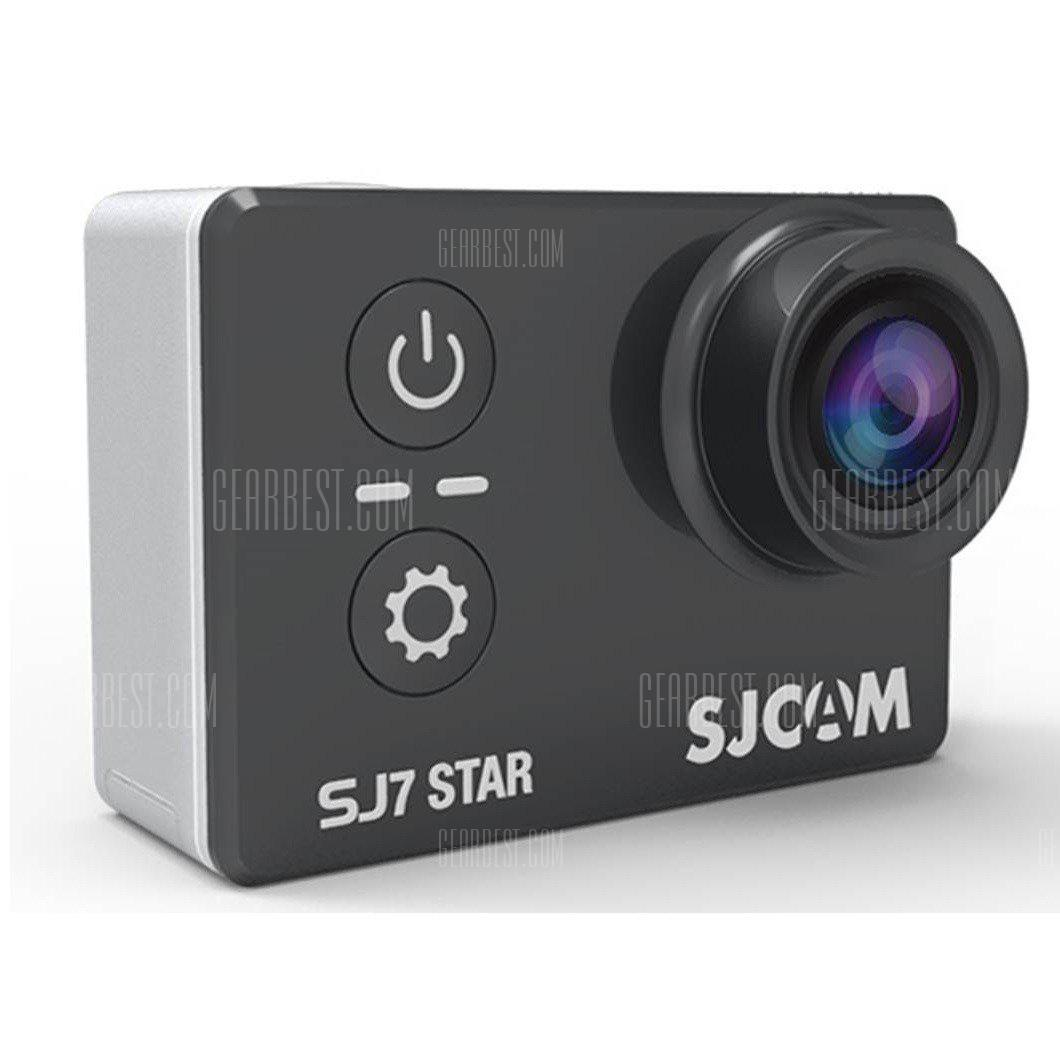 Original SJCAM SJ7 STAR WiFi Action Camera 4K - BLACK