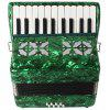 IRIN 22 Key Accordion - SEA GREEN