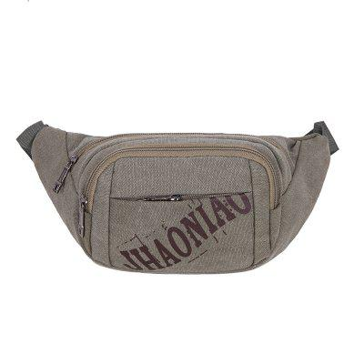 HUWAIJIANFENG Fashion Water-resistant Waist Bag