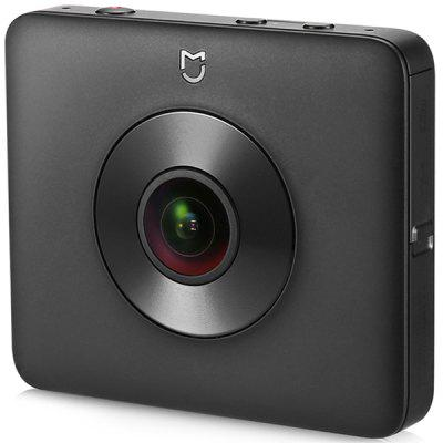 Xiaomi Mi Sphere Camera 4K Panorama Action Camera - BLACK INTERNATIONAL EDITION from Gearbest