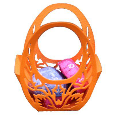 DIY Carbon Steel Fruit Basket Pattern Cutting Die diy round frame carved flower pattern carbon steel cutting die