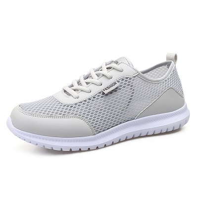 Men Trendy Breathable Lace-up Causal Shoes fashion england designs men shoes leather oxfords shoes breathable lace up brogue shoes men flats shoes sapatos masculinos 2a