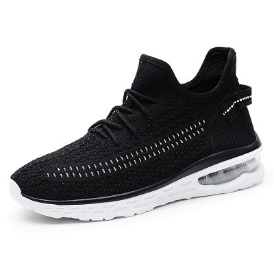 Men Trendy Breathable Lace-up Leisure Shoes fashion england designs men shoes leather oxfords shoes breathable lace up brogue shoes men flats shoes sapatos masculinos 2a