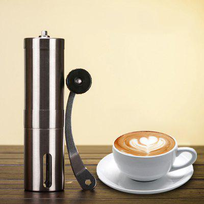 30g Stainless Steel Portable Hand Coffee Grinder