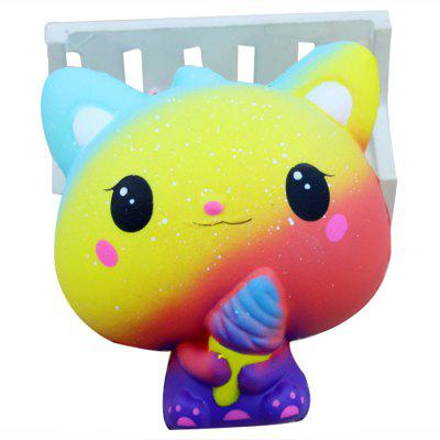 Cat anti-stres Slow în creștere Squishy animal de jucărie 1pc