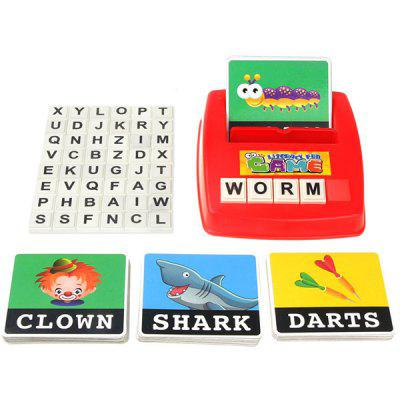 English Learning Card Machine for Children