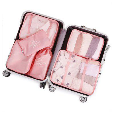 Multifunctional Travel Storage Bag for Clothes and Shoes 6pcs capputine new italian rhinestone shoes and bag set african style woman high heels shoes and bag set for party dress mm7711