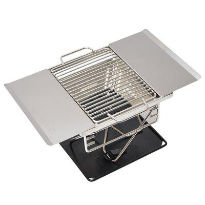 Durable Portable Stainless Steel Barbecue Grill