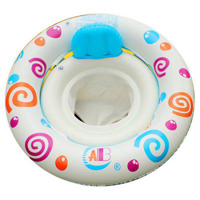 Colorful Inflatable Children Swimming Ring Seat blue woodpecker thicken green inflatable swimming ring