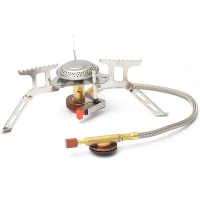 Outdoor Camping Portable Split Gas Stove