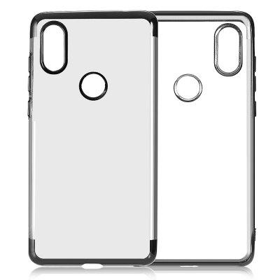 Luanke Electroplating Soft Case for Xiaomi Mi Mix 2S