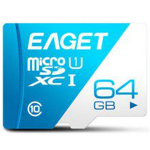 Gearbest EAGET T1 High Speed UHS-I Flash TF Micro Memory Card