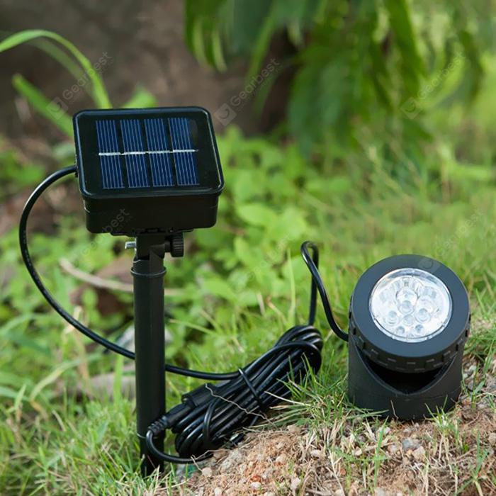 VCT - ST001 6 LEDs Outdoor Underwater Solar Power Light