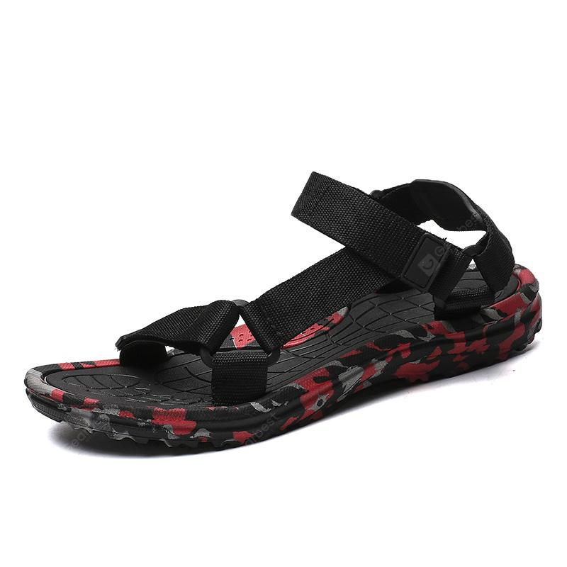 Men Fashionable Slip-on Sandals with Open Toe outlet store Locations cheap wholesale discount comfortable YpaHX