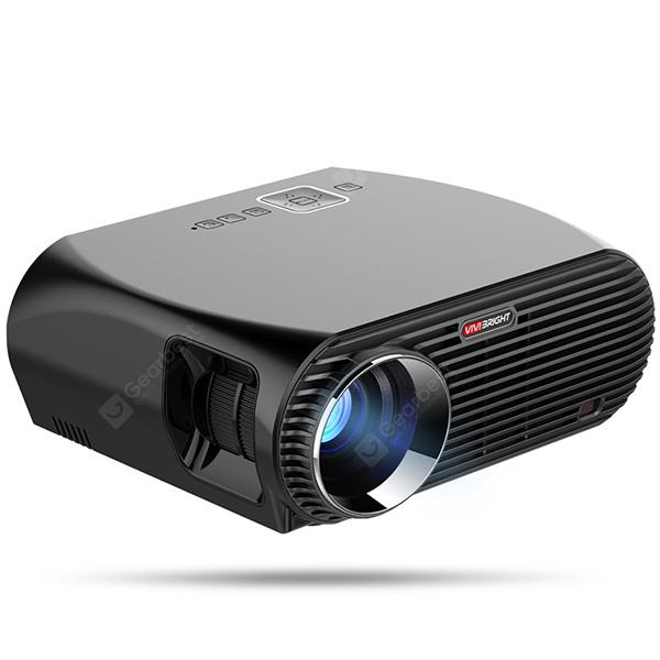VIVIBRIGHT GP100 Projector - EU Plug Basic Version
