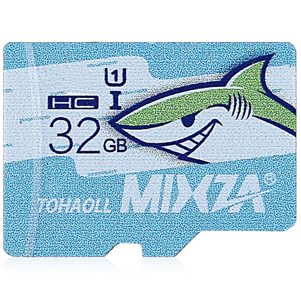 MIXZA TOHAOLL Ocean Series 32GB Micro SD Memory Card Storage Device