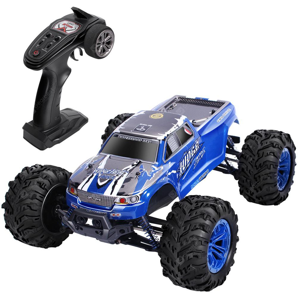 Gptoys S920 1 10 46 Km H Monster Truck 24g 4wd Rc Car Rtr 9679 Dump Off Road Music Remote Control 14 Cm Free Shipping
