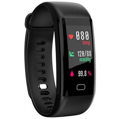 F07 Corol Smart Band Fitness Bracelet Tracker Step Counter SmartBand Health Heart Rate Pulse Blood Tracking Wristband