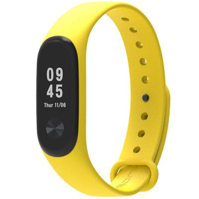 Water Resistant Silicone Wristband for Xiaomi Mi Band 3