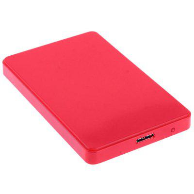 USB 3.0 SATA HDD / SSD Enclosure Hard Disk Case 5Gbps 5gbps tranmitt speed 2 5 hdd sata usb 3 0 case with 256g ssd hard disk inside 256 ssd hard disk is included with locking