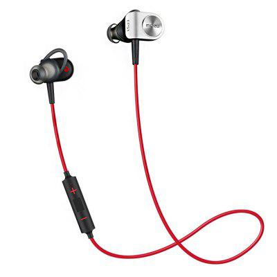 MEIZU EP51 Bluetooth Earphone Wireless Sports HiFi Earbuds - Love Red
