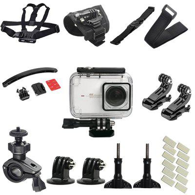 Action Camera Outdoors Riding Accessories Kit