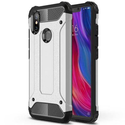 LuanKe Phone Case with Double Protection for Xiaomi Mi 8 SE