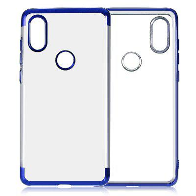 Luanke Electroplating Soft Phone Case for Xiaomi Mi 8