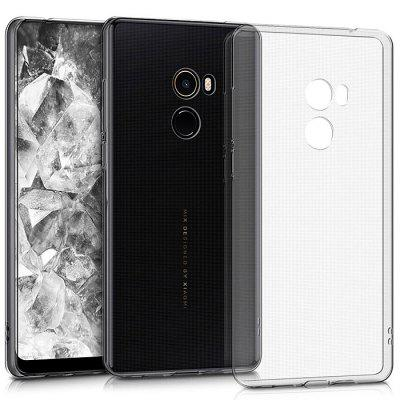 Naxtop TPU Ultra-thin Soft Case for Xiaomi Mi Mix 2