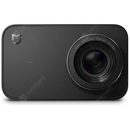 Xiaomi Mijia YDXJ01FM Mini 4K 30fps Action Camera International Edition - BLACK