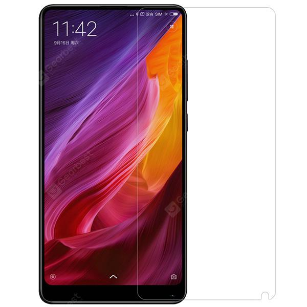 Transparent Tempered Glass Screen Protector for Xiaomi Mi mix 2s