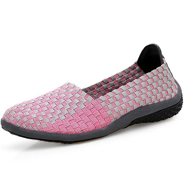 buy cheap very cheap Women Stylish Breathable Anti-slip Woven Casual Shoes pick a best cheap price explore online 8DGAETW