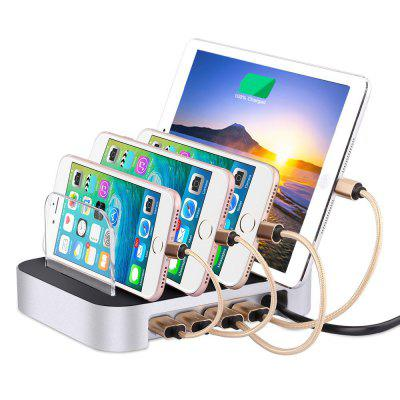 4 USB Universal Fast Charger Stand Design
