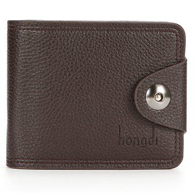 Trendy Durable Men Leather Wallet trendy compact men leather wallet