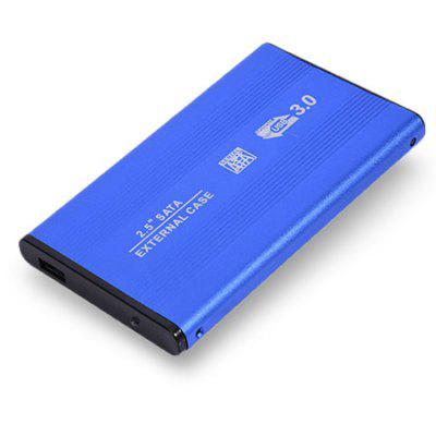 USB 3.0 to SATA HDD Enclosure for 2.5 inch Hard Disk reliable new usb3 0 to micro sata 16p adapter cable for 1 8 inch ssd hdd hard disk drive multi function use for 1 8 inch sata